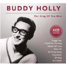BUDDY HOLLY - KING OF TEX-MEX