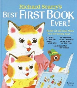 Richard Scarry's Best First Book Ever (Hardcover)