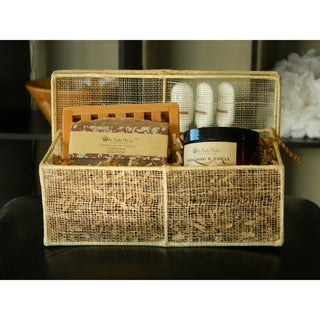 The Bath Place Sensuous Sandalwood Giftbox