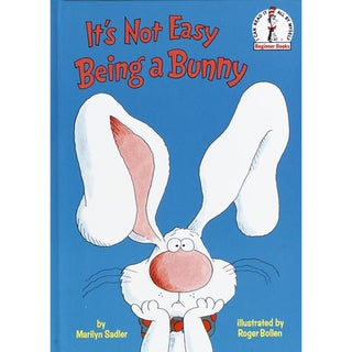 It's Not Easy Being a Bunny (Hardcover)