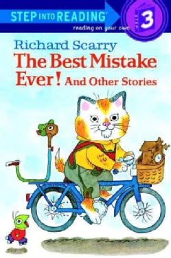 The Best Mistake Ever! and Other Stories (Paperback)