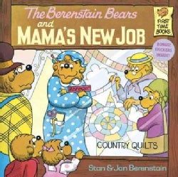 The Berenstain Bears and Mama's New Job (Paperback)