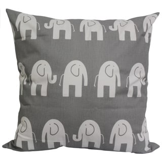 Taylor Marie Nursery Elephants Pillow Cover