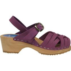 Girls' Cape Clogs Bambi Purple
