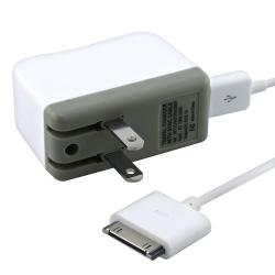 MYBAT Travel Charger/ Sync Cable for Apple iPad/ iPhone/ iPod
