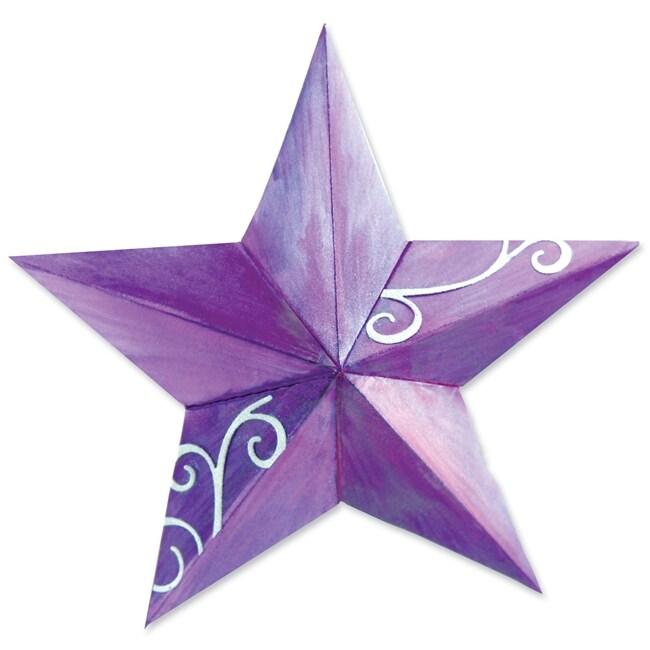 Sizzix 5-point 3-D Star Bigz Die