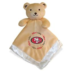 San Francisco 49ers Snuggle Bear