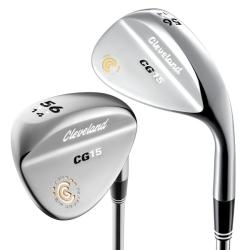 Cleveland CG15 Tour Zip Groove Satin Chrome Wedge
