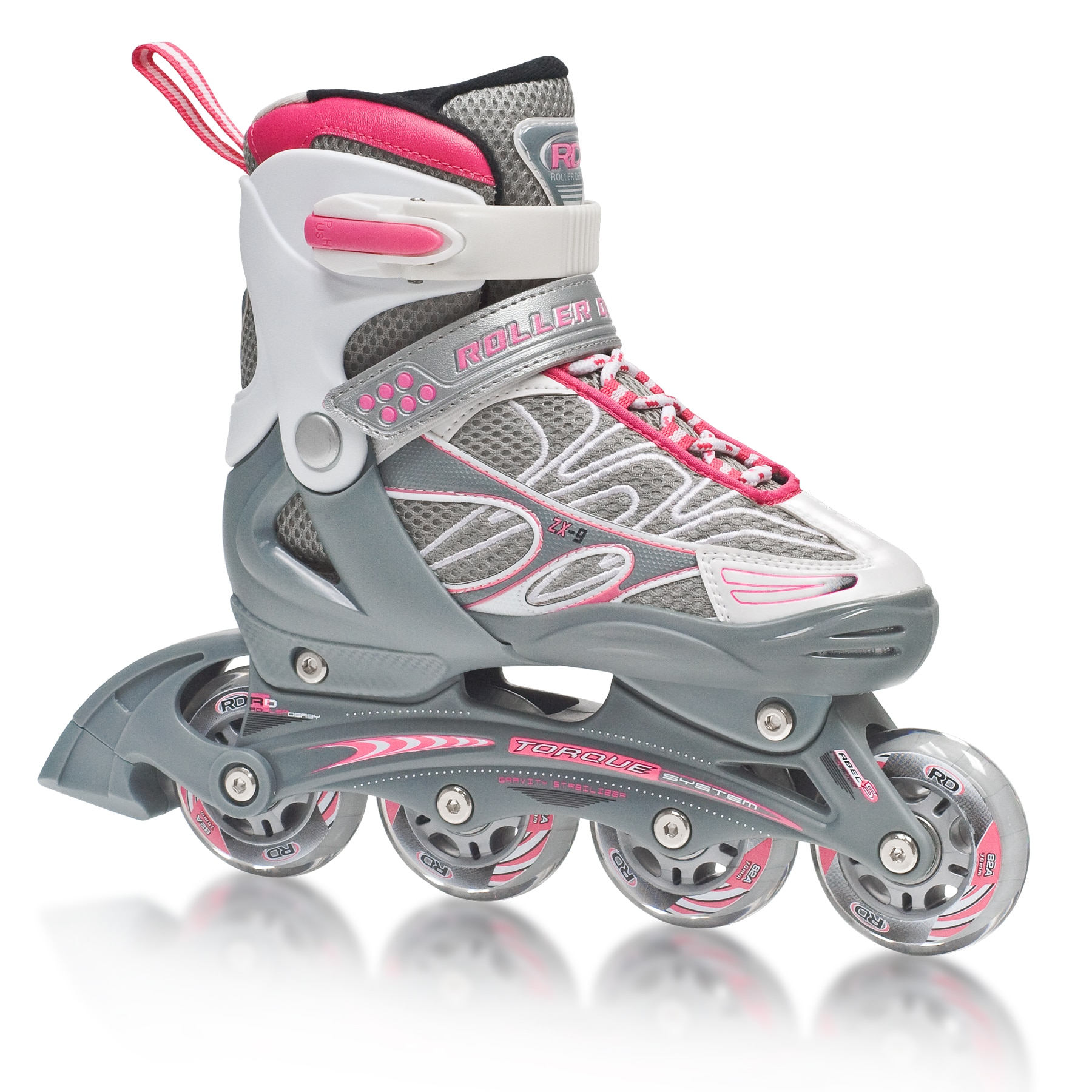 ZX-9 Girl's Inline Skate Combo Pack