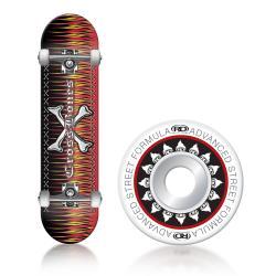 Flame Roller Derby Skateboard
