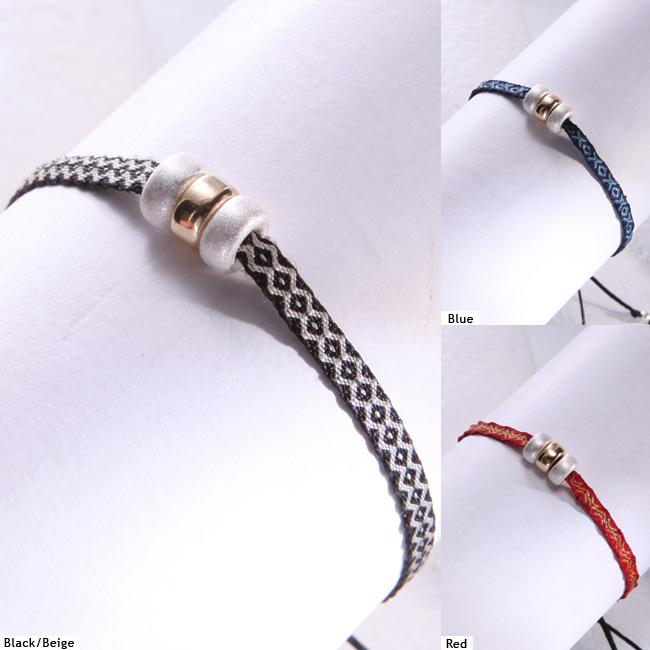 Sterling Silver Donuts Bracelet (Colombia)