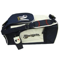 Milwaukee Brewers MLB 20-inch Duffel Bag