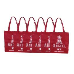 Anaheim Angels Reusable Bags (Pack of 6)