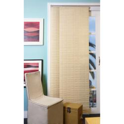 Provence Vanilla 96-inch Sliding Panel (Set of 4)