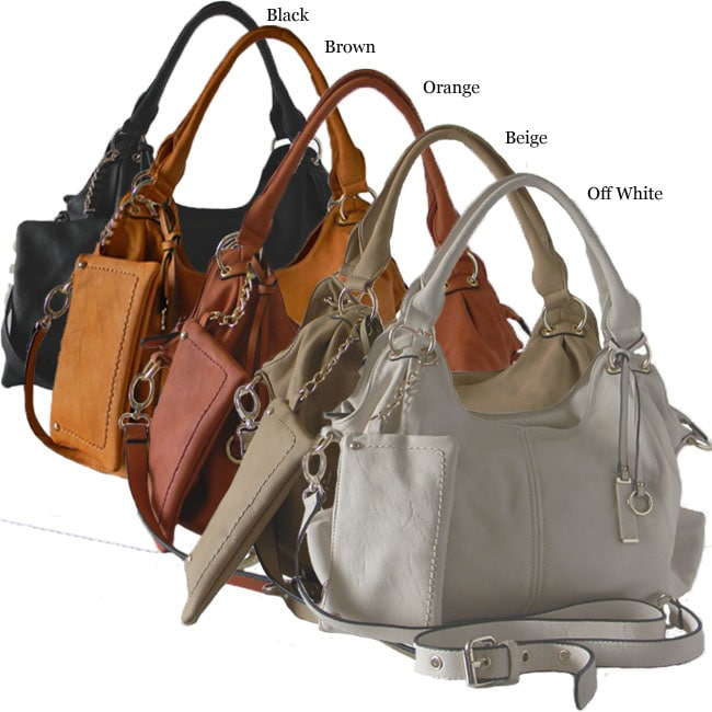 Donna Bella Designs Zuri Shoulder Bag
