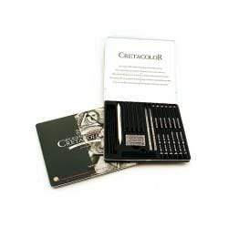 Cretacolor Black Box Set