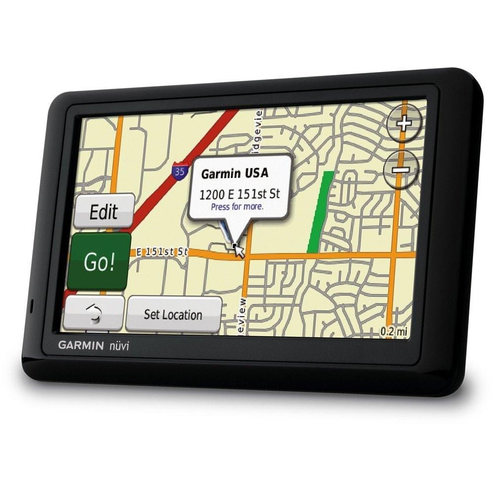 Garmin nuvi 1490T 5-inch Bluetooth Portable GPS Navigator (Refurbished)