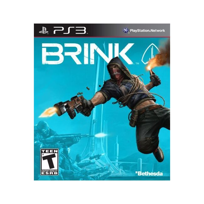 PS3 - Brink (Pre-Played)