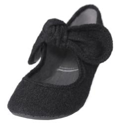 Big Buddha Women's 'Baily' Knotted Bow Accent Slip-on Flats