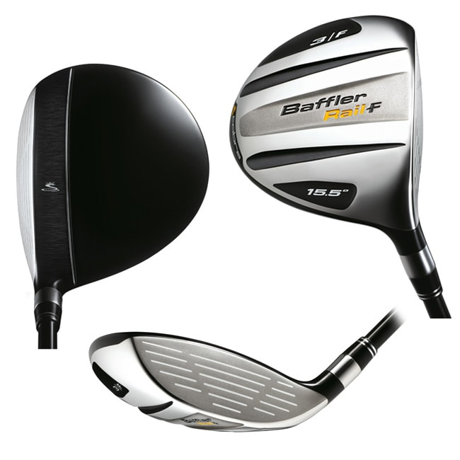 Cobra Men's Baffler Rail F Fairway Wood