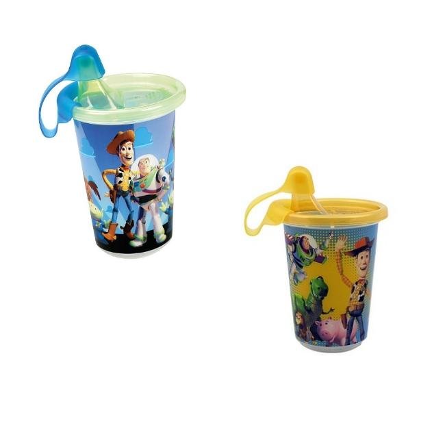 Disney Toy Story Take & Toss Sippy Cup (Pack of 3)