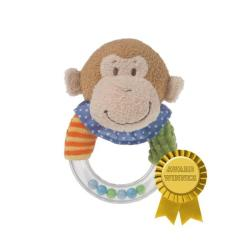 Mary Meyer Mango Monkey Rattle