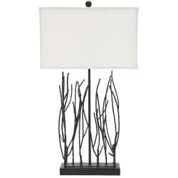 Indoor 1-light Natural Iron Branch Table Lamp