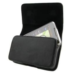 Leather Case/ Screen Protector for Nokia C3