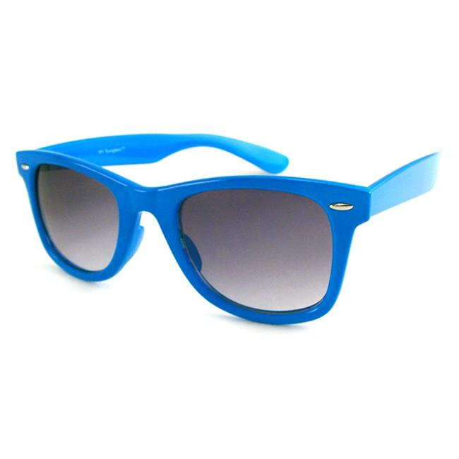 Urban Eyes Unisex Neon Plastic Fashion Sunglasses