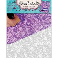 Hot off the Press 'Color Me Paper' Sampler Papers (Pack of 6)
