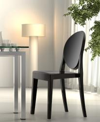 Emerald Armless Dining Chairs (Set of 4)