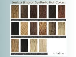Jessica Simpson and Ken Paves Hairdo Ultra Invisible Clip-in 16-inch Extensions (Two pieces)