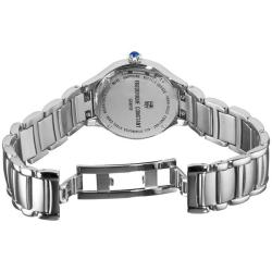 Frederique Constant Women's 'Delight Hearts' Stainless Steel Diamond Watch