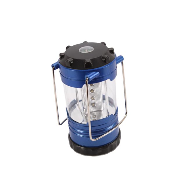 Portable Camp Lantern with Compass