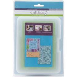 Cuttlebug All-In-One Embossing Plate Pack