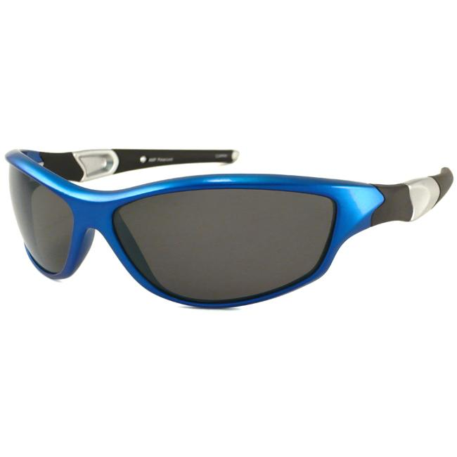 Alta Vision Men's Polarized Active Wrap Sunglasses