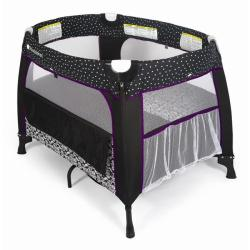 Foundations Boutique Playard in Damask