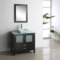 Hilford 36-inch Single-sink Bathroom Vanity Set