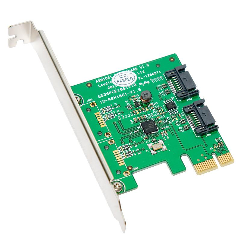 SYBA eSATA III 2-internal Port PCI-e Controller Card