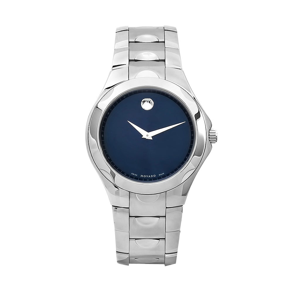 Buy men's briefcases - Movado Men\'s Luno Watch