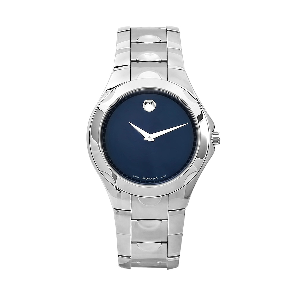 Movado Men's Stainless-steel Luno Watch