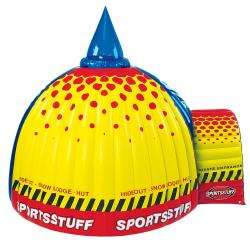 Swim Time Sno Fort Inflatable Igloo