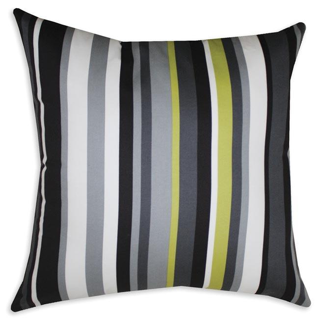 Kukula Noir 26x26 Throw Pillow