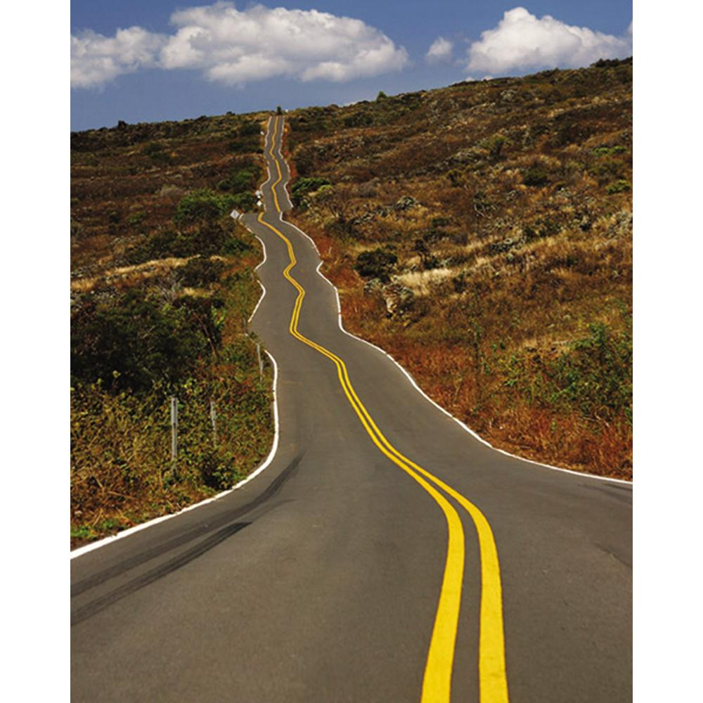 Christina Tisi Kramer 'Open Road' Gallery-wrapped Canvas Art