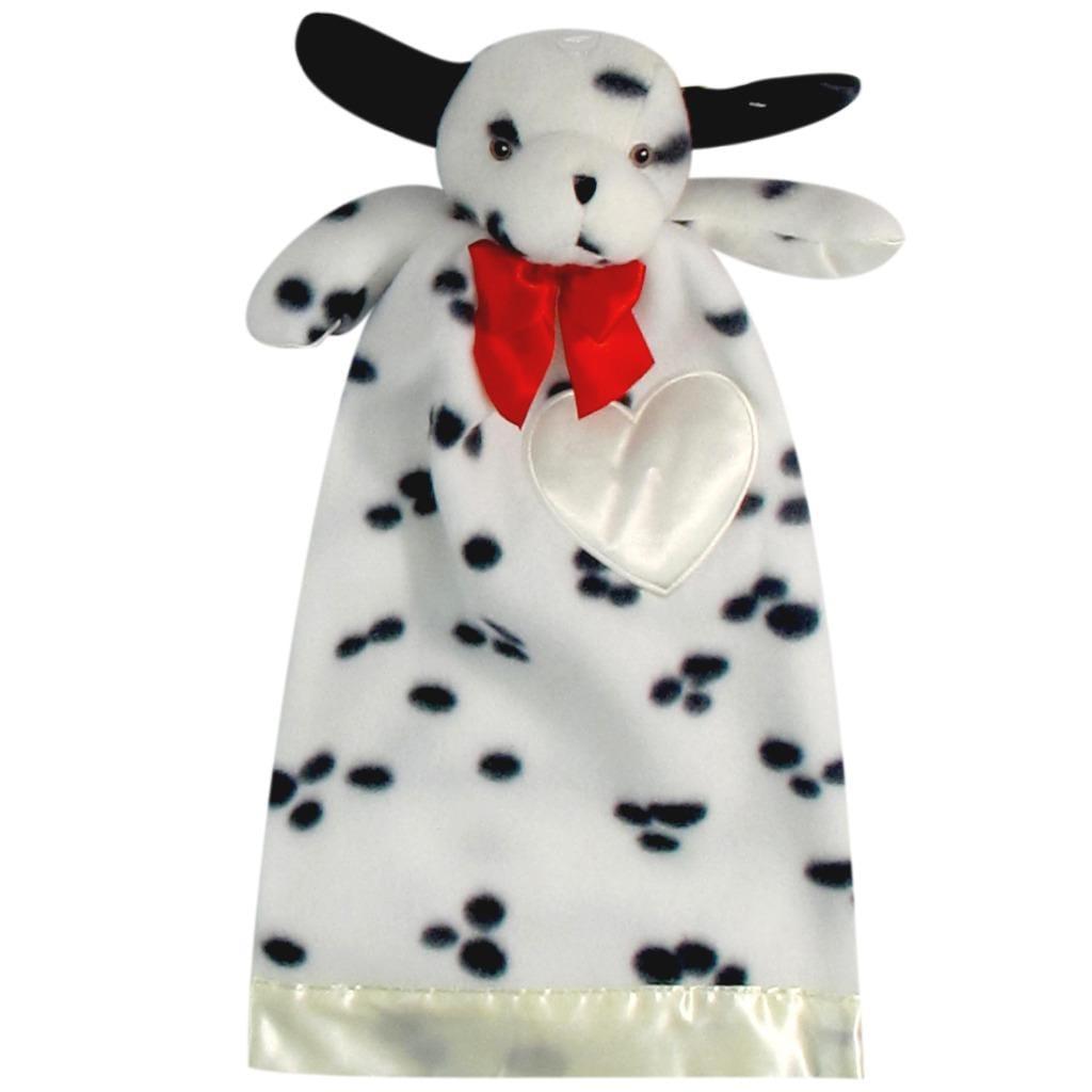 Lovie Baby 'Domino Puppy' Security Blanket