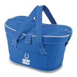 Picnic Time Inianapolis Colts Mercado Cooler Basket
