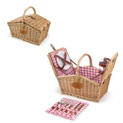 Picnic Time New Orleans Saints Piccadilly Picnic Basket