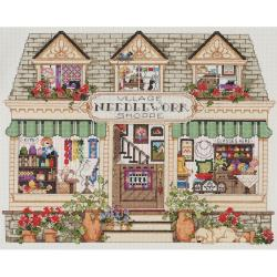 Needlework Shoppe Counted Cross Stitch Kit