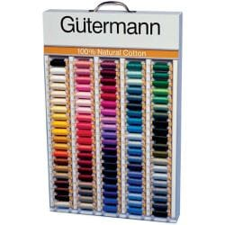Gutermann In-Home Natural Cotton Thread Assortment