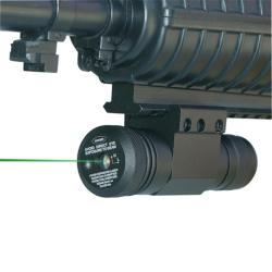NcStar Weaver Base and Pressure Switch Green Laser